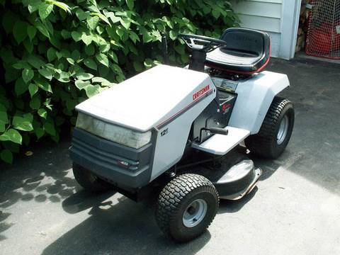 How To Tune Up Craftsman Lawn Tractor 12 Hp Briggs
