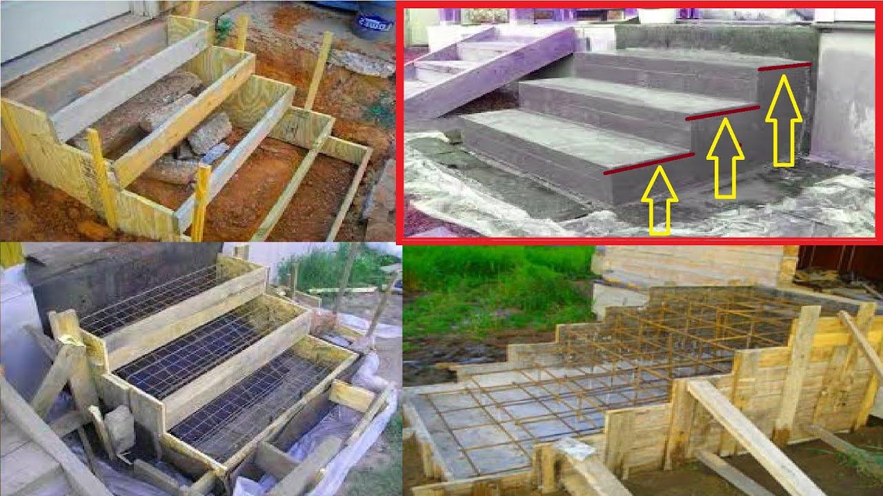 Как сделать фундамент под деревянное крыльцо