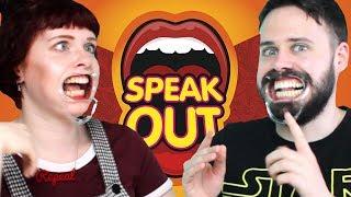 Irish People Play Speak Out