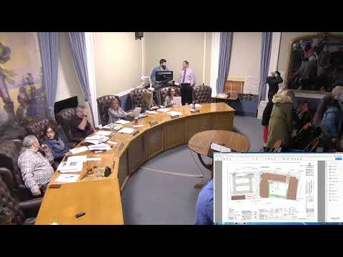 City of Plattsburgh, NY Meeting  2-10-20