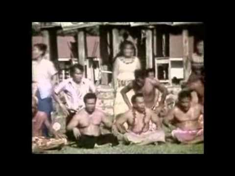 RARE FOOTAGE - Western Samoa Teacher's Group 1976