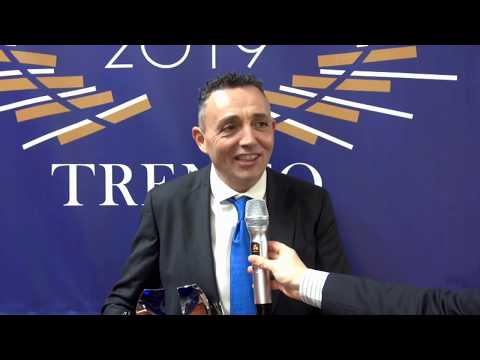 Copertina video Christian Merli dopo la premiazione FIA