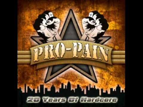 Pro-Pain Hands in the jar online metal music video by PRO-PAIN