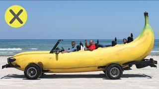 Los coches más asombrosos del mundo