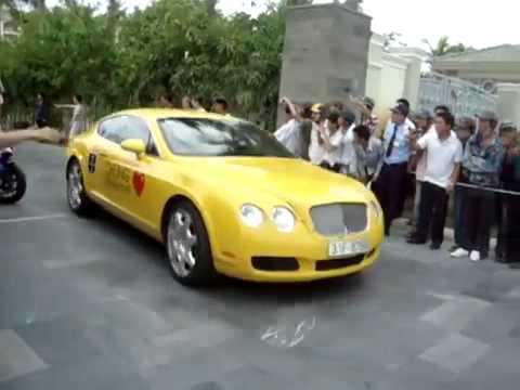 Siêu xe Lamborghini của Cường Đô La dẫn đoàn đại náo Đà Nẵng ! 1