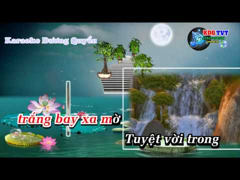 [Karaoke Nhạc Sống] Con Bướm Xuân (DJ) 2015