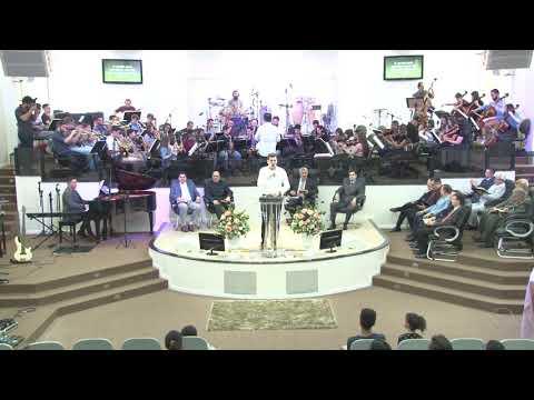 Orquestra Sinfônica Celebração - Harpa Cristã | Nº 154 | Doce nome de Jesus - 02 12 2018