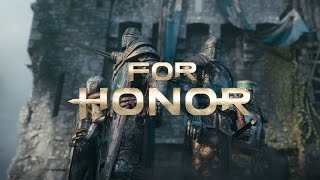 For Honor - World Premiere Trailer - E3 2015 [Europe]