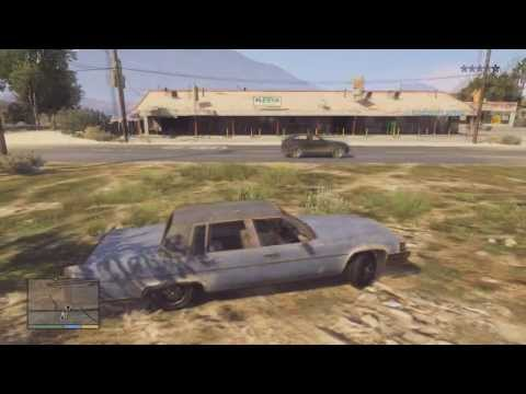 Grand Theft Auto 5 - Officer Speirs - Nicolas Cage