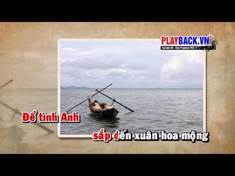 [ Karaoke HD ] Người Tình Mùa Đông Remix - Đinh Kiến Phong
