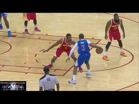 Chris Paul Offense Highlights 2013/2014 Part 3