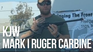 KJW Mark I Ruger Carbine Airsoft Gas Rifle Thor's Pick