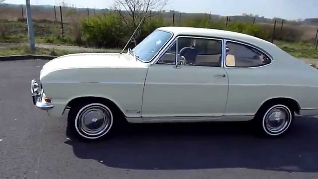 opel kadett b coup baujahr 1969 youtube. Black Bedroom Furniture Sets. Home Design Ideas