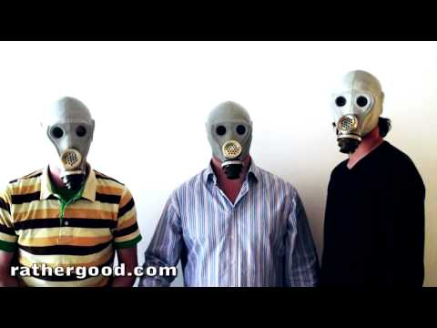 Turning A Gas Mask Into A Nightmare Kazoo