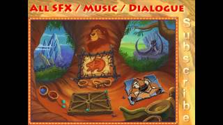 The Lion King Activity Center All SFX