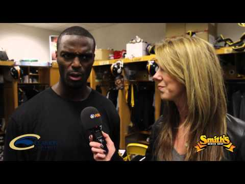 Ask the Steelers with Tall Cathy - Plaxico Burress