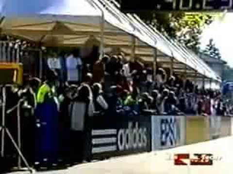 Udine - Vince l´Eritreo Zersenay Tadese - parte 2