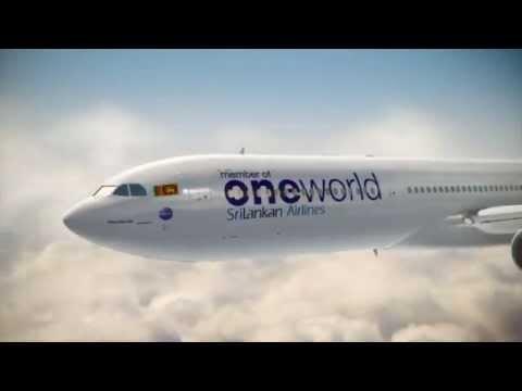SriLankan joins oneworld Alliance