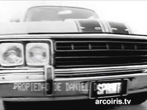 Publicidad Ford falcon sprint