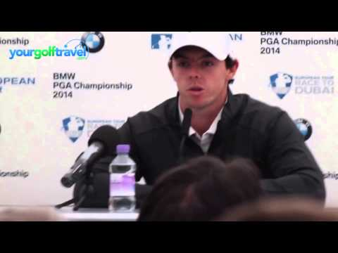 Rory McIlroy on split with Caroline Wozniacki