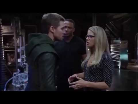 Arrow - Felicity and Oliver (Olicity) Lullaby,