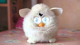 Обзор интерактивной игрушки Фёрби (Furby 2012-2013) от Hasbro