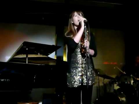 Allie Trimm sings DEAR DADDY by Bobby Cronin