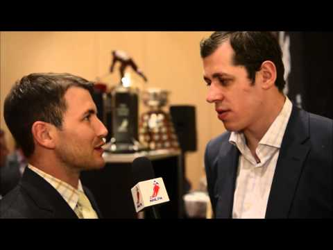 Evgeni Malkin Wins The 2012 Ted Lindsay Award