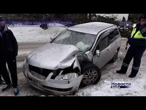 «Это просто жесть»: на территории Новосибирской области произошло несколько серьезных аварий