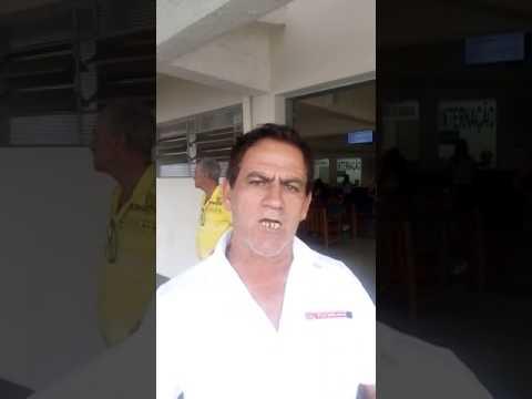 Vídeo Vídeos do Calvário: Pacientes reclamam de demora em até cinco horas para atendimento na Santa Casa