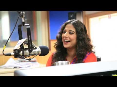Vidya Balan at Radio City (91.1) Fm | Shaadi Ke Side Effects Promotion