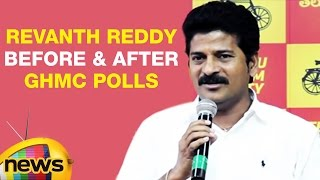 KTR Challenge : Revanth Reddy Before and After  Results
