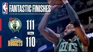 The Celtics and Nuggets Go Down to the Final Seconds | January 29, 2018