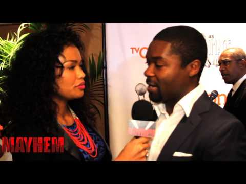 Live @ 45th NAACP Image Awards Nominees Luncheon | Interview With David Oyelowo