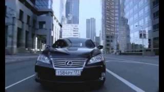 www.adme.ru Lexus ES - Мир движется вокруг вас