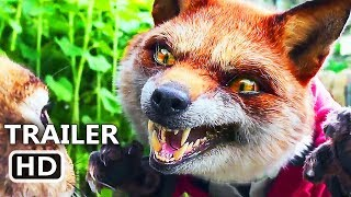 PЕTER RABBІT Official Trailer (2018) Margot Robbie, Daisy Ridley Animation Movie HD