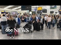 Airline outage causes massive delays for British Airways travelers