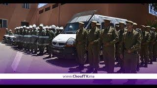 بالفيديو..فوج جديد من المخازنية بزي الفرق الخاصة   |   شوف الصحافة