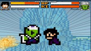 Lets Play Dragon Ball Z Devolution Ep.1 Tough Fighter