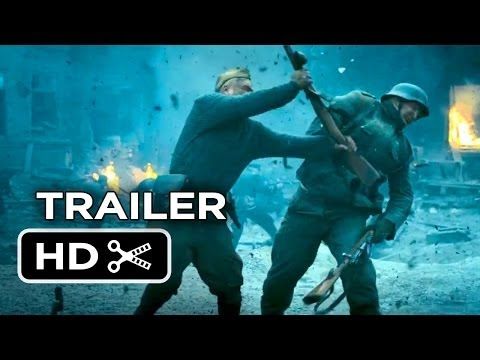 Stalingrad 3D Official Theatrical Trailer (2013) - WWII movie HD