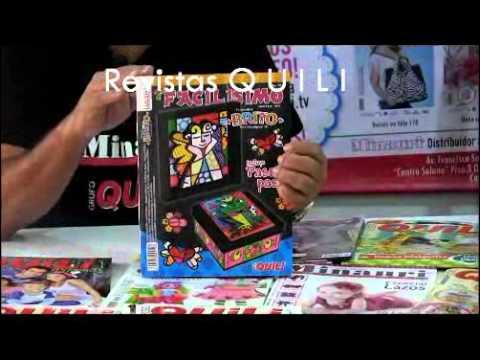 Hugo Quili y Minauri Revistas Cursos