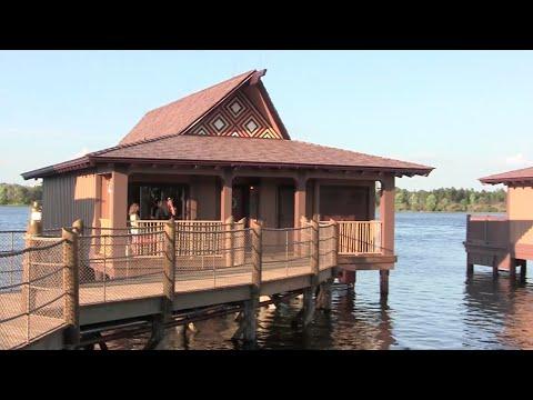 Bora Bora Bungalow full tour at Polynesian Village Resort, Walt Disney World