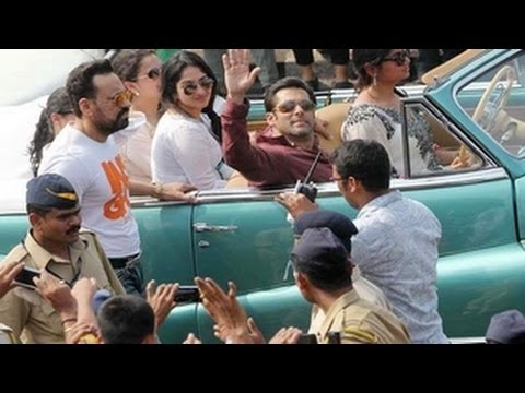 Salman Khan's Jai Ho at Republic Day parade 2014