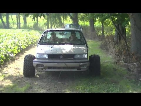 off road toyota car