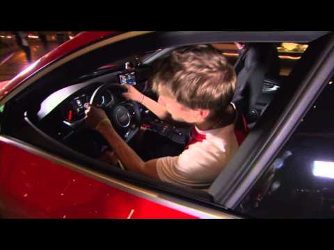 Dubai 2014 Wednesday Feature Seppi Audi