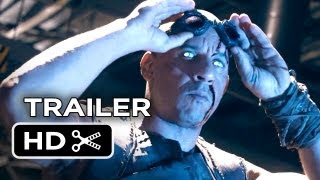 Riddick Official Trailer #1 (2013) Vin Diesel, Karl