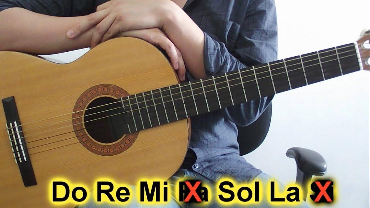 Clases de guitarra para principiantes 8 los acordes for Lecciones de castorama de bricolaje