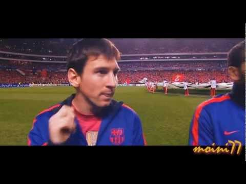 Lionel Messi | Uncharted | 2012/2013 HD