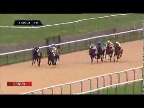 Vidéo de la course PMU PRIX DE LA ROUTE TOMBRAY