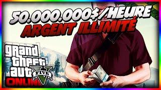 50 Millions De Dollars Par Heure Sur GTA 5 Online